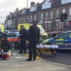 BREAKING: One teen dead. Police chase through Stamford Hill ends in collision