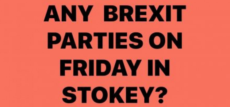 Stoke Newington We Have A Problem