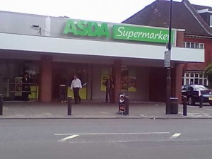 Asda in Stamford Hill was once the site of a Sainsbury's. Photo: Remi Makinde