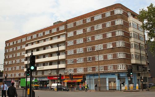 Child falls from third floor window, in Amhurst Road building
