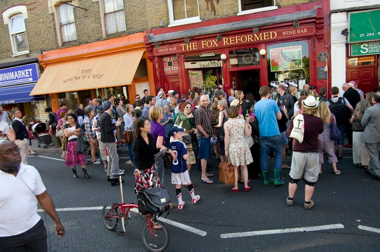 Stoke Newington Literary Festival back for a 3rd year  1 – 3 June
