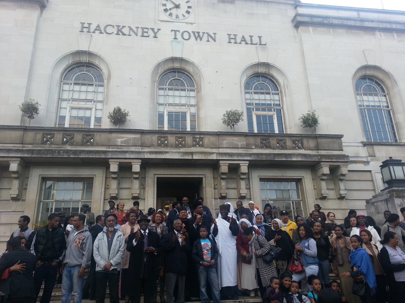 Hackney Council approves planning permission for St Mary's of Zion Ethiopian Orthodox Church