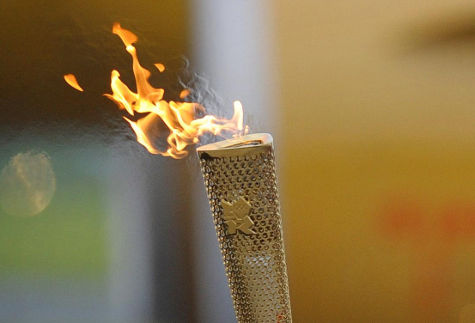 See the Olympic torch parade in Hackney and enjoy street markets and fetes