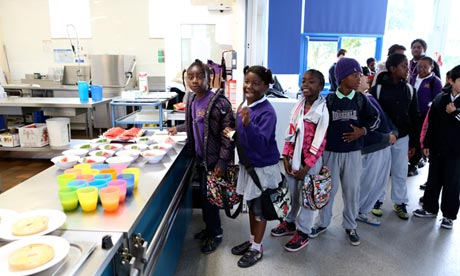Why school breakfast clubs are on the education frontline