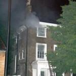 Second man dies a month after fatal Clapton building fire