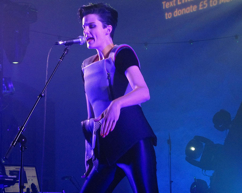 Religion, high heels, and gothic Scandinavian glamour: Karin Park live, 25/11/12