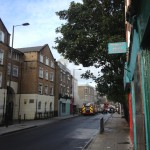 Fire breaks out in Stoke Newington Church Street building
