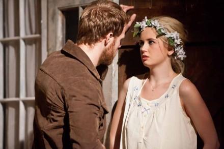 Bride and Leonardo (Anna Bamberger and Matt Wilman)