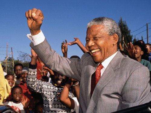 Nelson Mandela 1918-20013