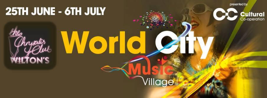 Festival Weekend @ Wilton's Music Hall, East London
