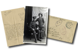 Writing Home: Letter to Hackney during the First World War @ Hackney Museum | London | United Kingdom