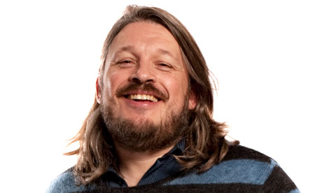 RICHARD HERRING & NATHANIEL METCALFE @ Comedy at The Duke – Dalston