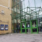 Temporary closure of the front counter at Stoke Newington Police Station