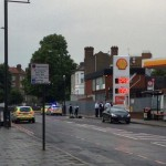 Man found stabbed on Upper Clapton Road