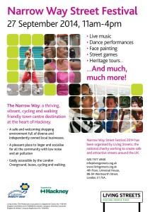 Narrow Way Street Party @ The Street!   London   United Kingdom