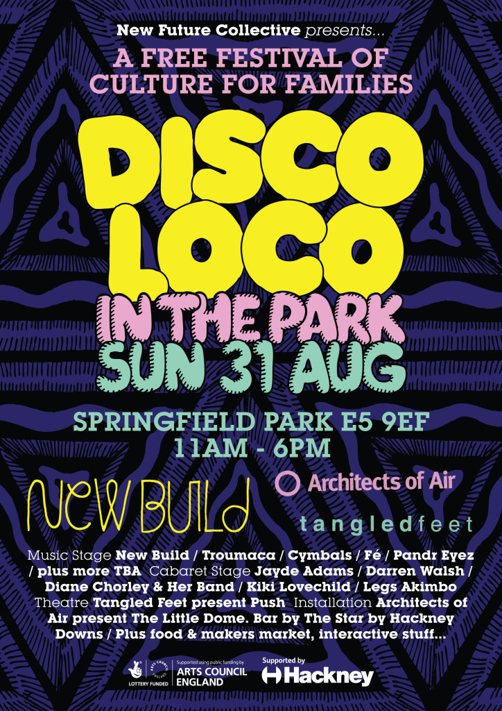 Disco Loco in the Park