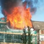 Stamford Hill Blaze destroys flats and shop below