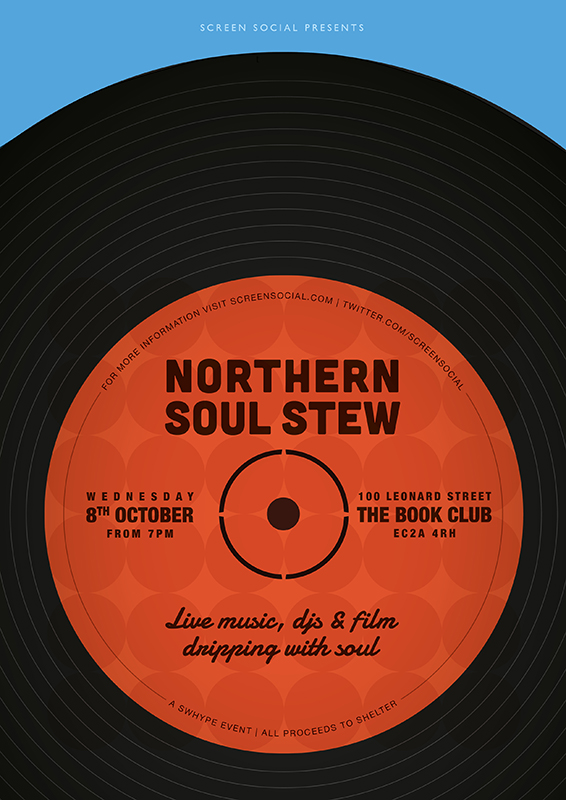 Screen Social Presents: Northern Soul Stew