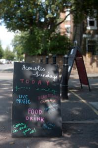 Acoustic Sundays: Festive Frolics @ Peter's Crypt   London   United Kingdom