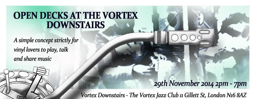 Open Decks at The Vortex
