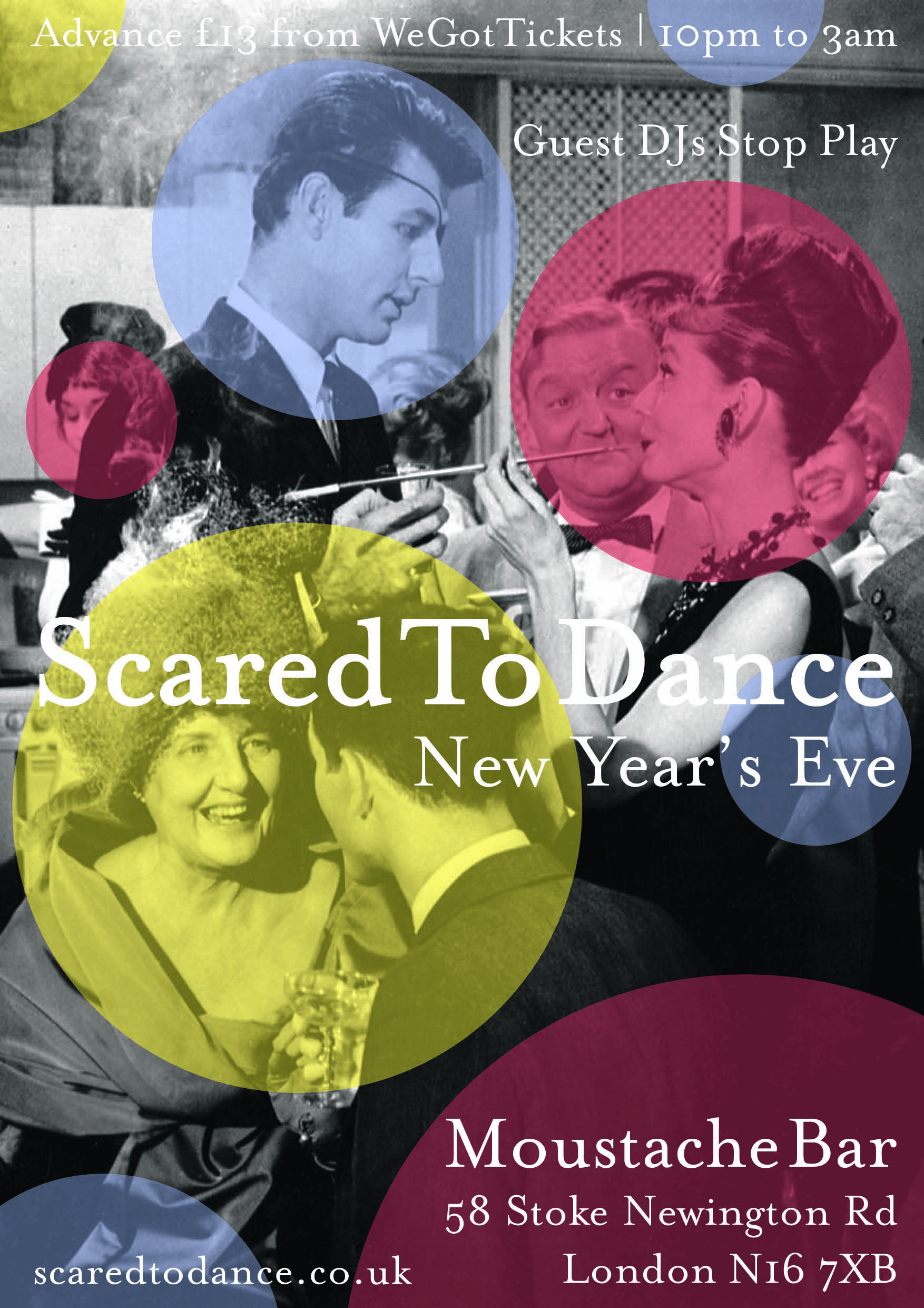 Scared To Dance // New Year's Eve