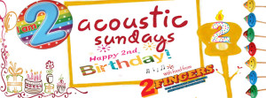 Acoustic Sundays: Terrible Twos @ The Crypt | London | United Kingdom