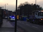 Cyclist Killed following collision on Homerton High Street.