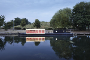 Youth Project   Waterway Robotica with The Floating Cinema, in partnership with UP Projects @ Parasol unit foundation for contemporary art   London   United Kingdom