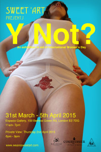 Y NOT? Exhibition at the Espacio Gallery @ Espacio Gallery | London | United Kingdom