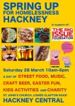 Spring Up For Homelessness Street Food Party