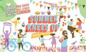 Summer Knees Up @ Well Street Common | London | United Kingdom