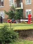 Man falls from 4th floor of Clapton Common Block of flats