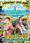 Little Blue Ball