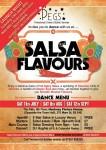 Salsa Flavours