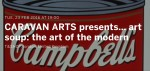 art soup:art of the modern