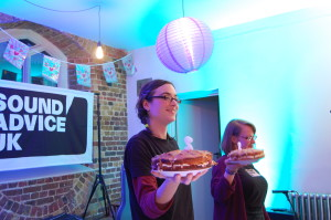 Acoustic Sundays; 3rd Birthday Bash @ Crypt Cafe, St Peter's Church | London | United Kingdom