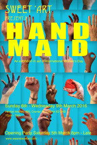 Hand Maid @ Hoxton Arches Gallery | London | United Kingdom