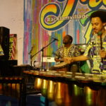 Live African Marimba Music at MostArt Cafe