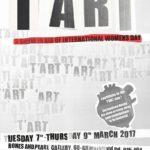 T'ART: A group exhibition celebrating International Women's Day