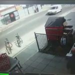 Watch: Man With Meat Cleaver Threatens Man in Upper Clapton