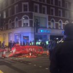 Dalston Rioters Gone Wild in Hackney, Using Death of Rashman Charles as an Excuse